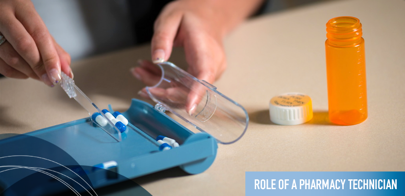 Role Of A Pharmacy Technician