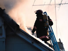 Firefighter - COCC Structural Fire Science